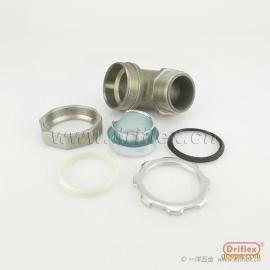 厂家生产 不锈钢304 金属锁紧螺母 防松螺母