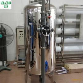南宁横县直销华兰达除铁锰过滤器可以解决井水水质不再发黄