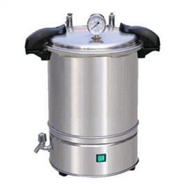 博讯 手提式压力蒸汽灭菌器电加热