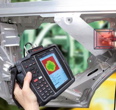 德国VOGT超声波相控阵点焊检测仪
