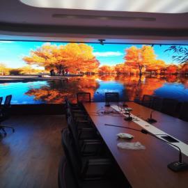 会议室高清P3全彩led电子屏厂家