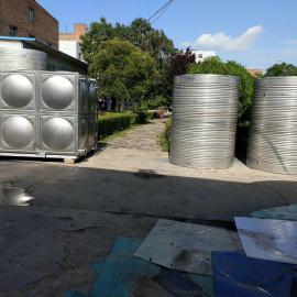不锈钢圆形水箱技术