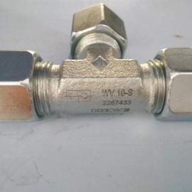 哈威梭阀 WV10-S