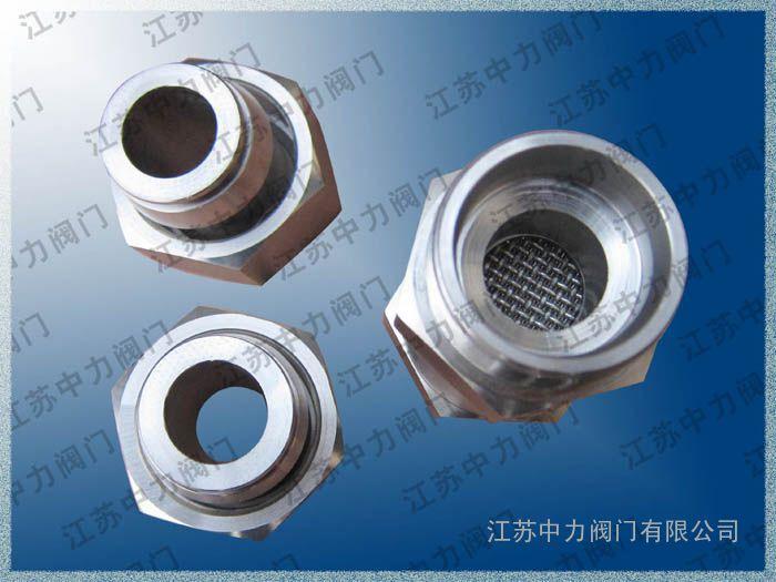 ZLZW02P不锈钢高压阻火器-江苏中力高压阻火器价格优惠