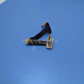 type-c无线充公头/带FPC软排线 T型【可做延长线及无线充电配件】