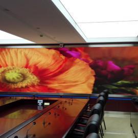 会议室P2全彩led显示屏