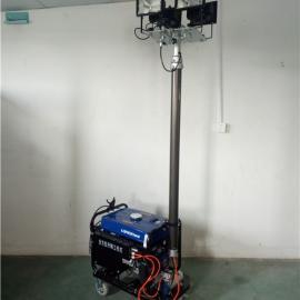 升降式移动照明灯_3节4.5米自动升降灯_4节4.5米升降式泛光灯