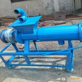 脱水粪便机处理价格/动力电可以用的粪便脱水机械