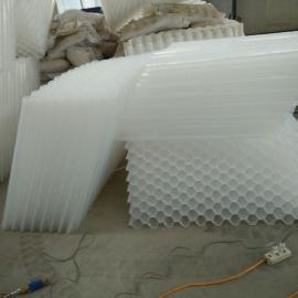 工业水处理新型蜂窝斜管市场价格