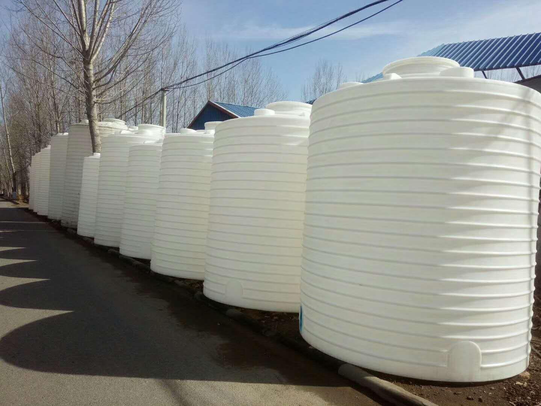 山西阳泉10吨塑料桶减水剂储罐
