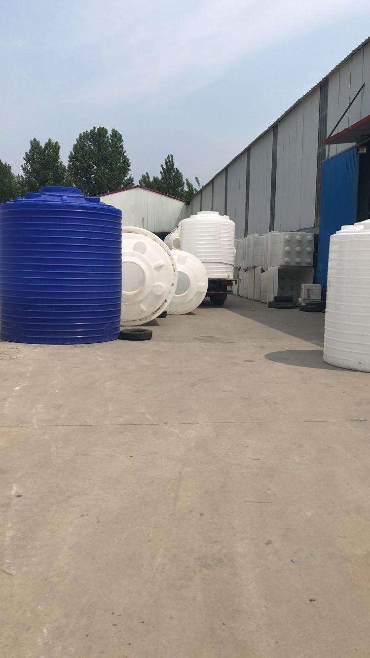 一诺15吨立式塑料桶减水剂储罐