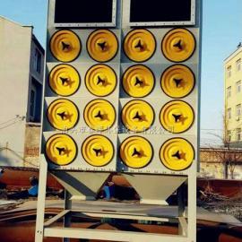 杭州焊接车间焊接气保焊机20台使用滤筒除尘器集中除尘保过环评