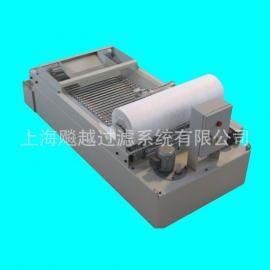 上海飚越供应纸带过滤机 磨床过滤机 冷却液过滤机 乳化液过滤机