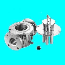 飚越供应磁性过滤器 管道磁铁过滤器 磁棒过滤器 磁性除铁器