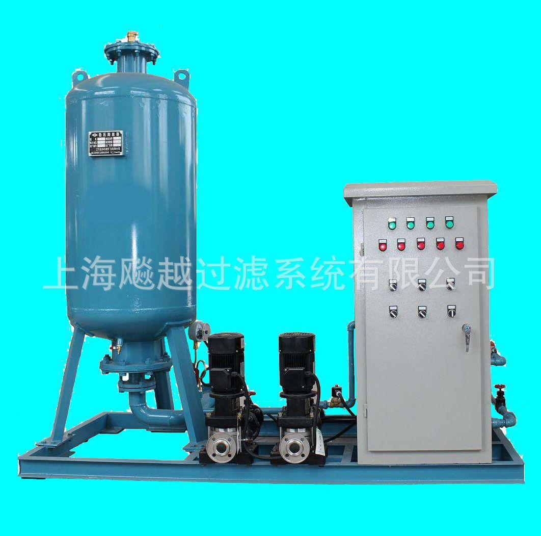 飚越供应定压补水装置 空调定压补水脱气装置 定压膨胀补水机组