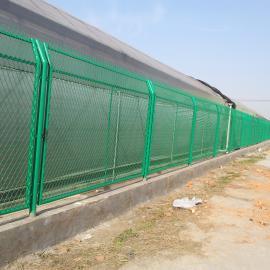 周边阻隔网 容易阻隔网 纯天然绿色健康阻隔网