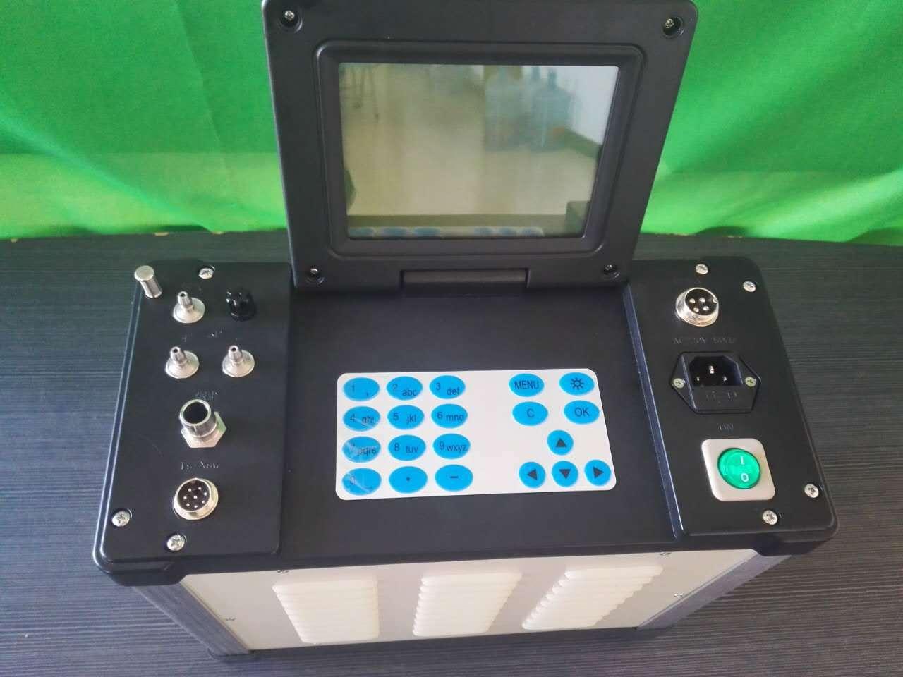 国标法 LB-70C自动烟尘烟气测试仪