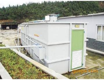 MBR一体化污水处理设备 100T新农村生活污水处理设备