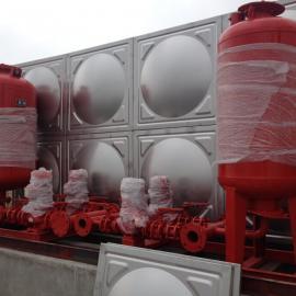 消防箱泵一体化泵站维护