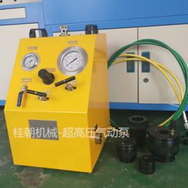 螺栓拉伸器专用气动液压动力单元 螺栓拉伸器专用气动液压系统
