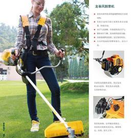 割草机的特点及割草的方法