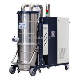 威德尔C007AI自动反吹工业吸尘器 吸水泥灰不堵吸尘器