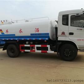 12吨保温运水车-12立方热水运输车-热水保温车厂家价格说明