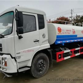 新款运热水车-8立方8吨保温热水配送运输车生产厂家价格说明