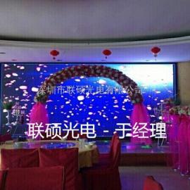 室内LED显示屏P2.5P3P4全彩屏怎么选购及报价清单