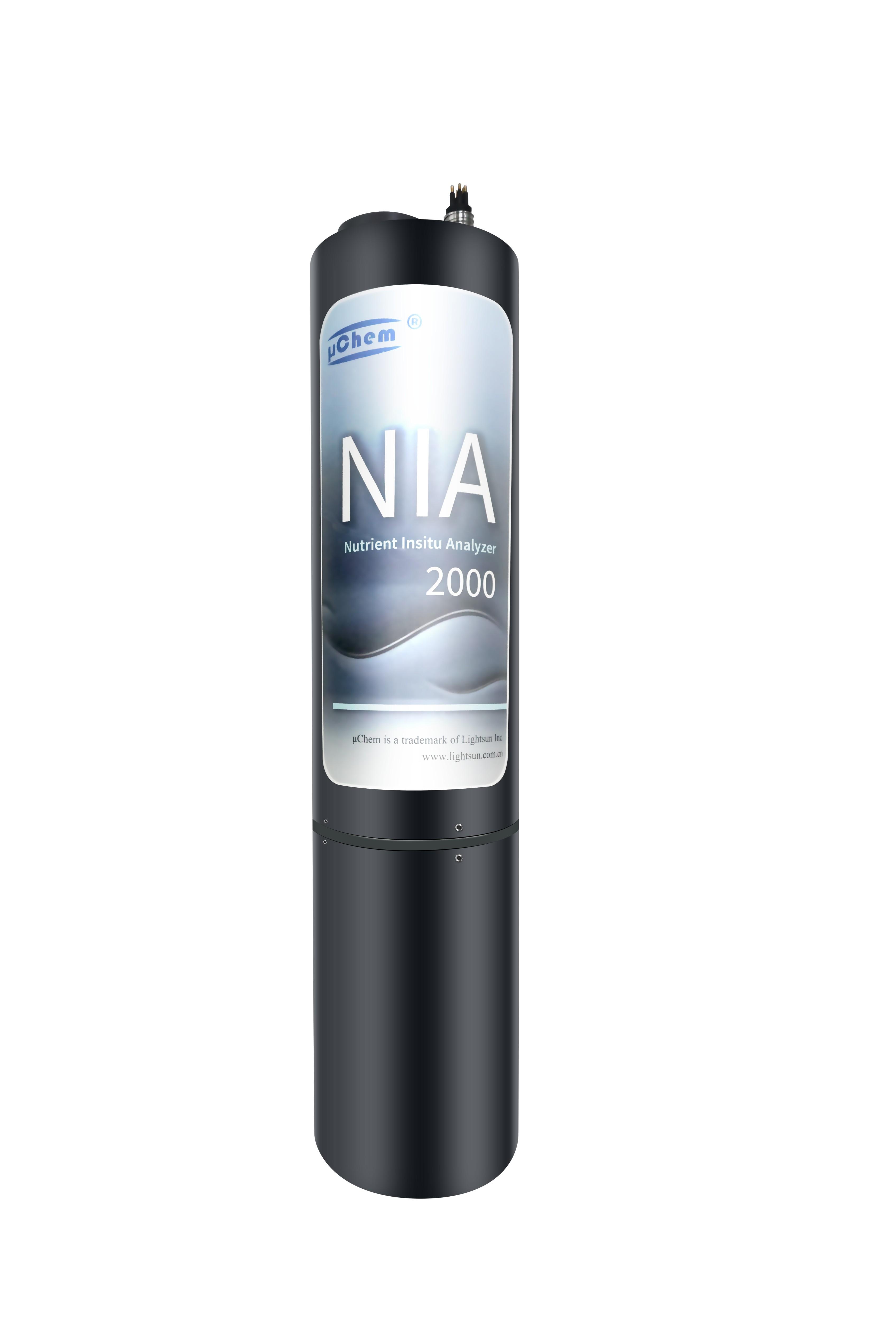 μChem NIA 2000原位营养盐分析仪