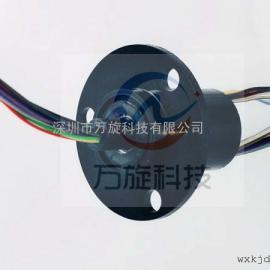 滑环 微型滑环 紧凑滑环 6 12 18 24 36路 帽式滑环导电环