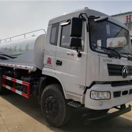 18吨保温热水运输车出厂报价-18方电厂运热水车价格说明
