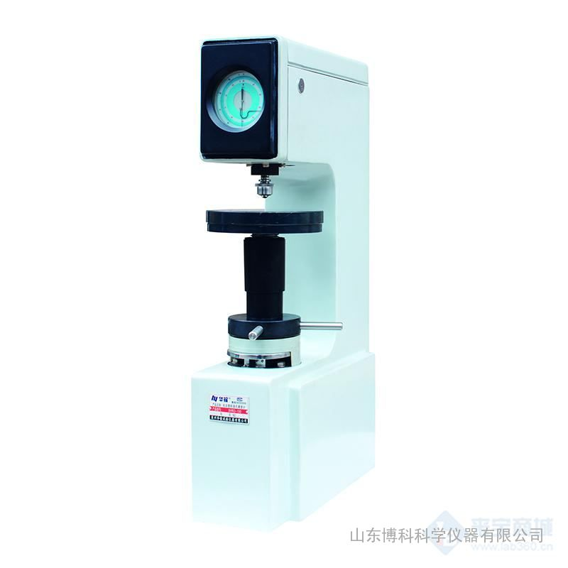 莱州华银硬度计XHRD-150型电动塑料洛氏硬度计