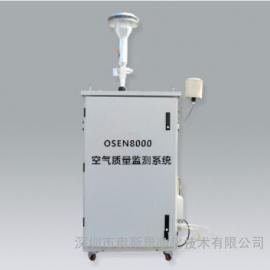 大屏幕显示云平台监控空气质量监测系统
