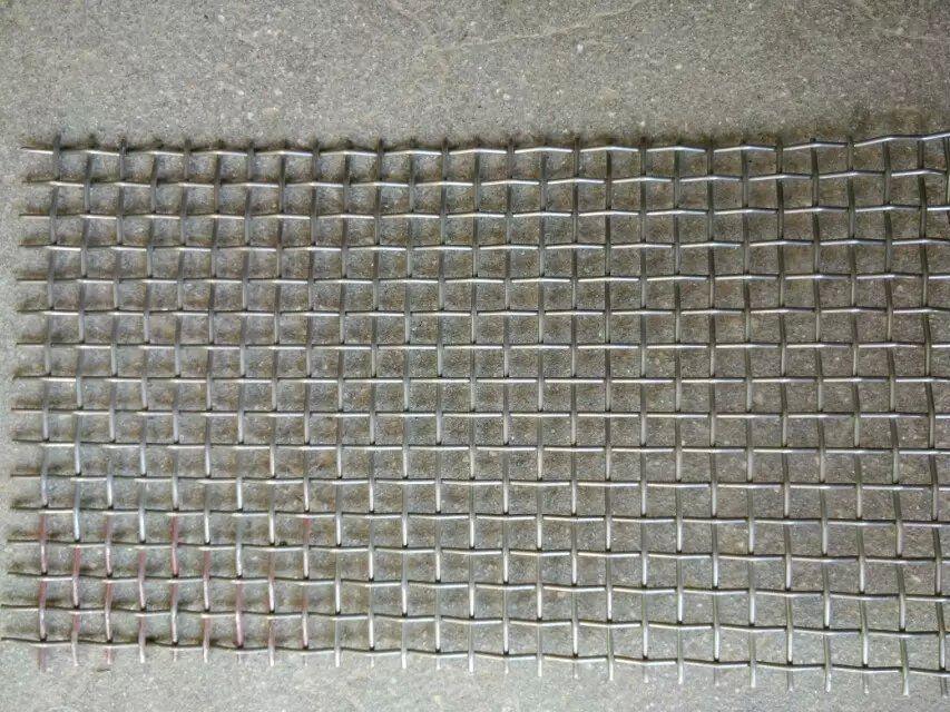 鸡西大豆10目轧花挡粮网――0.6mm粮仓轧花网规格