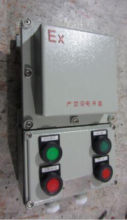 粉尘防爆控制箱 BXK-ExtDA21IP65粉尘现场控制箱