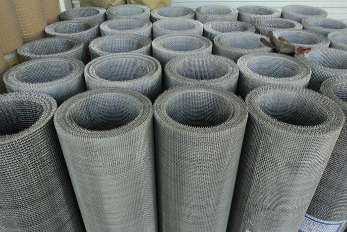 太原6mm包边矿筛轧花网厂家报价――镀锌编织筛网规格