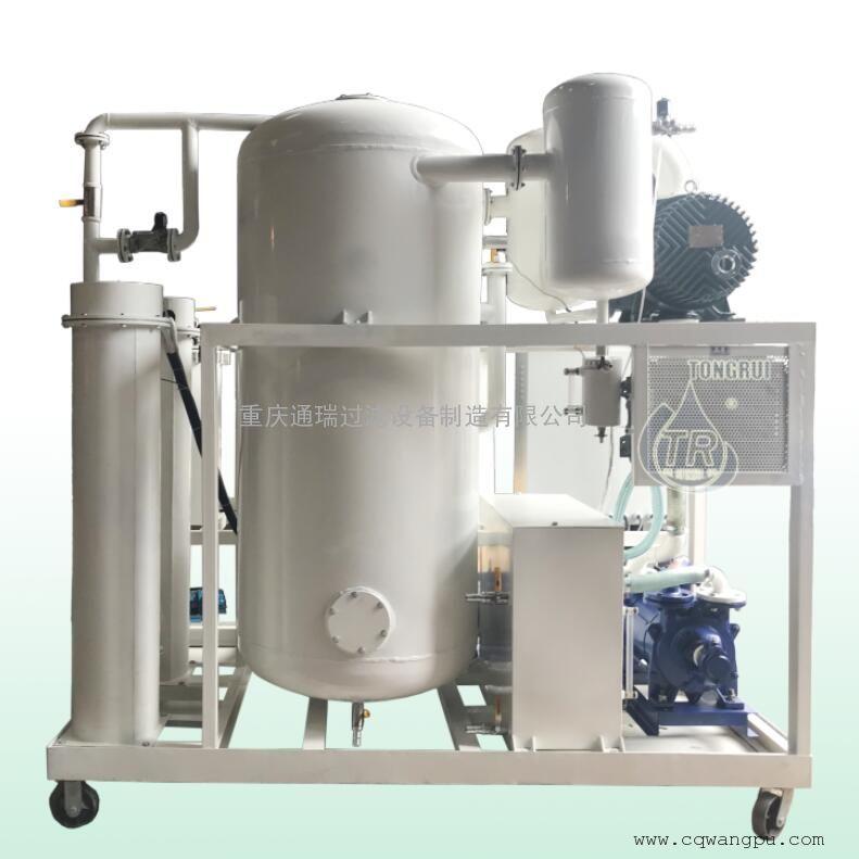 通瑞ZJA-100B双级真空滤油装置(不锈钢油路进口元件配置)