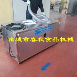 实地考察香豆腐加工设备才有保障/春秋香豆腐成套机器/上门安装