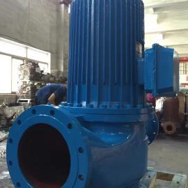供应90kw大功率管道屏蔽电泵 低噪音无泄漏管道加压输送泵G型