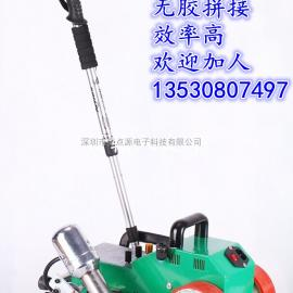 PVC热熔材料拼接机、喷绘布拼接机,灯布热合机