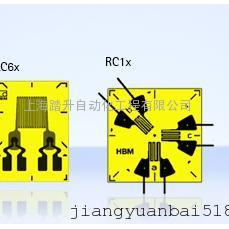 德国HBM 应变片LC1 XC1 RC1