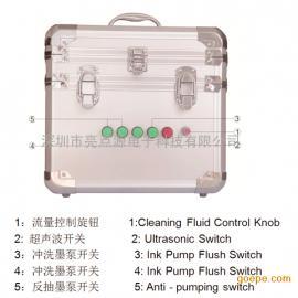 UV墨水喷头超声波清洗机精工柯尼卡理光G2220GH 理光G5超声波清洗