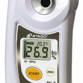 ATAGO日本爱拓爱宕PAL-S型便携式数显折射计牛奶浓度计