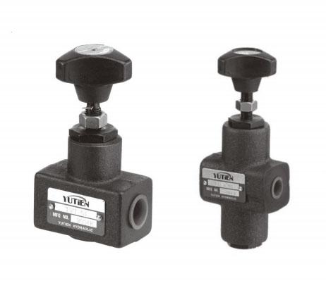 YUTIEN油田STC-02-A-X STC-03-P-X 叠加式单向节流阀
