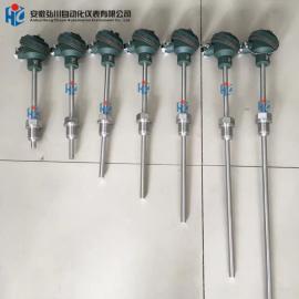 WZP-230温度传感器 PT100铂热电阻 固定螺纹温度传感器