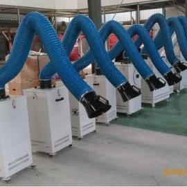 专业处理焊烟除尘器 河北翔宇环保厂家排烟系统