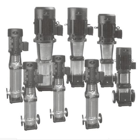 南方立式多级离心泵CDL65-10