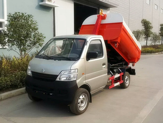 供应物业小区垃圾车(3-15)方