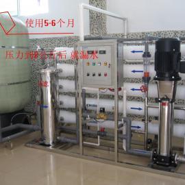 珠海食品用纯水设备厂家――4吨/5吨/6吨纯水设备价格